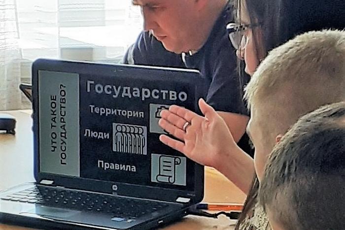 ДЕНЬ РОССИИ В АНГАРСКОЙ СПЕЦШКОЛЕ